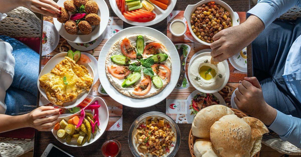 On mange à Abu Dhabi
